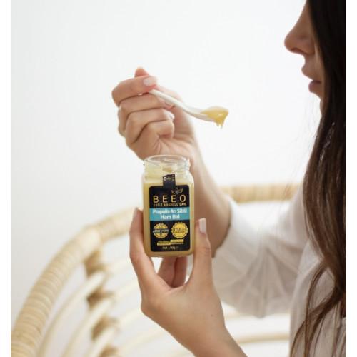 Propolis + Arı Sütü + Ham Bal