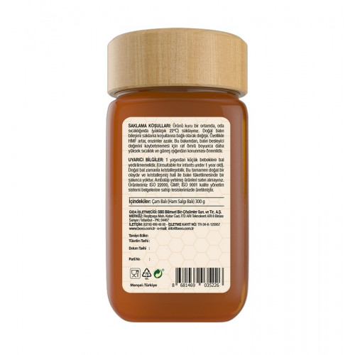 Çam Balı (Ham Bal) 300 gr