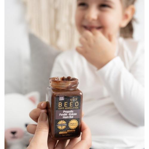 Kakao + Fındık + Ham Bal + Propolis
