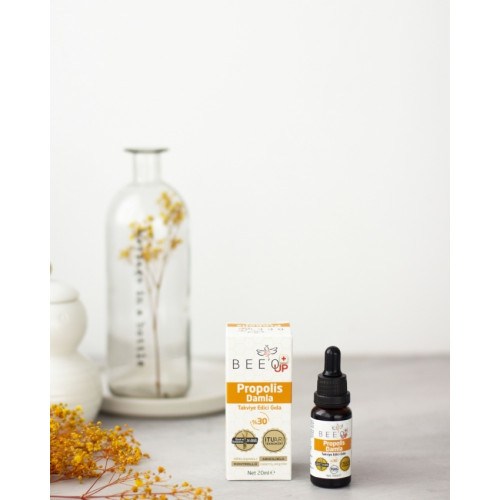 Bee`o Up Propolis Damla
